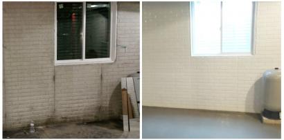 Basement Waterproofing… In Winter?
