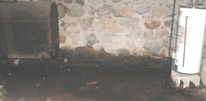 Why the Heck Is My Basement Leaking?