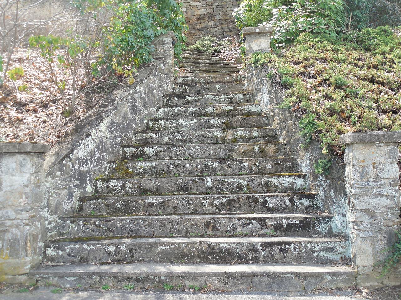 masonry steps problems