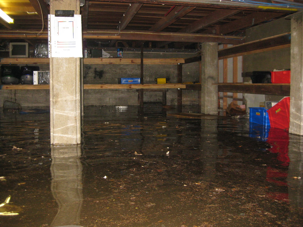 Basement Dampness