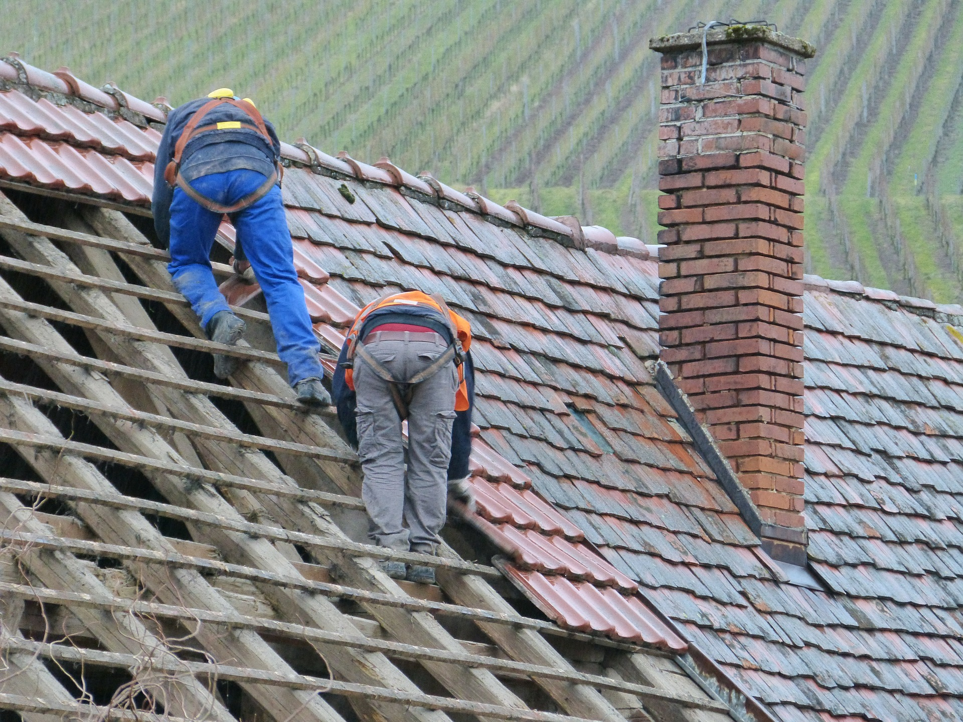 How Long Should Well-Built Chimneys Last?