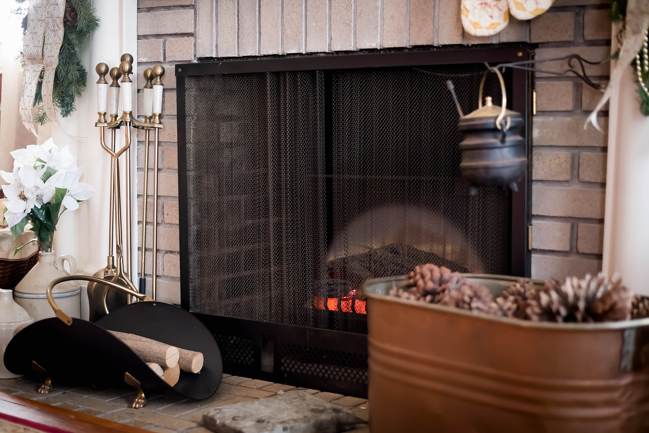 The Secret to Eliminating the Cold Draft through Your Fireplace