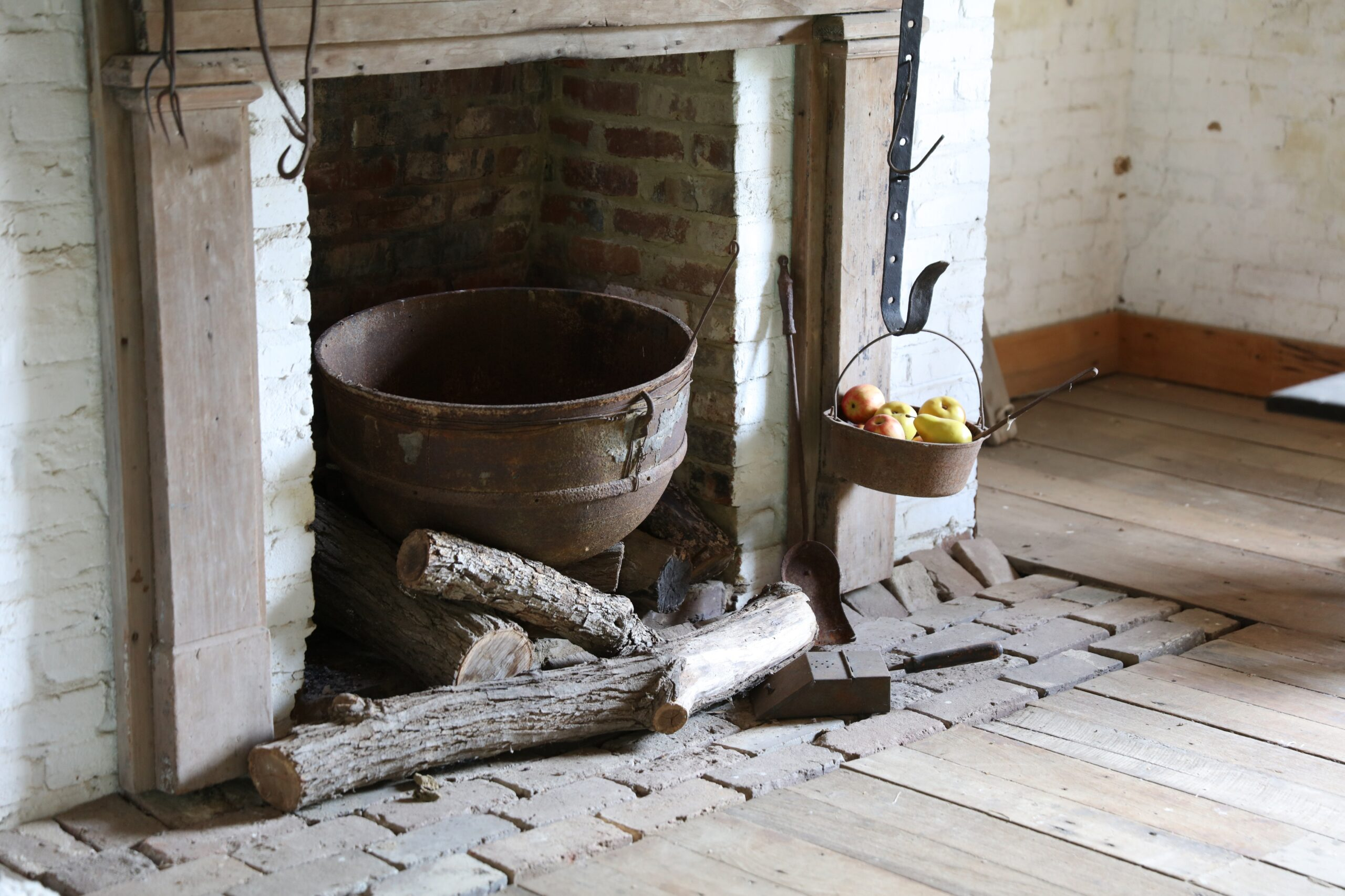Restore and old Fireplace